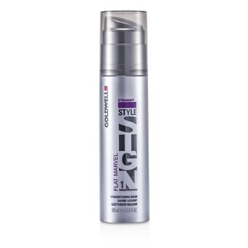 Goldwell Style Sign Flat Marvel 1 B�lsamo Alisador  100ml/3.3oz