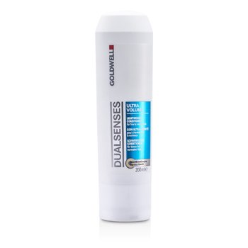 GoldwellDual Senses Ultra Volume Lightweight Conditioner (For Fine to Normal Hair) 200ml/6.7oz