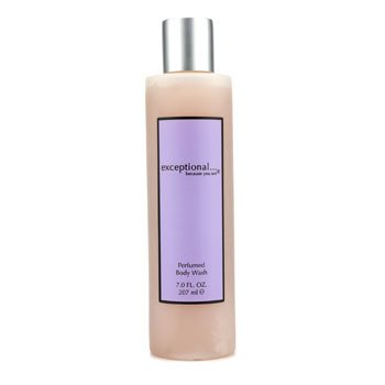 Exceptional Parfums Exceptional Beause You Are Perfumed Body Wash  207ml/7oz