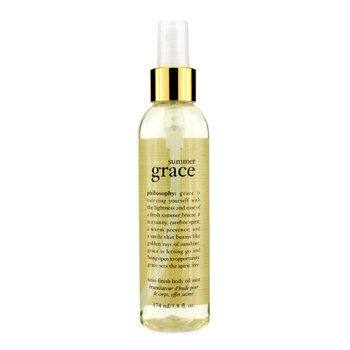Philosophy Summer Grace Satin-Finish Body Oil Mist 174ml/5.8oz