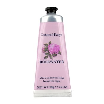 Crabtree & EvelynRosewater Ultra-Moisturising Hand Therapy 100g/3.5oz