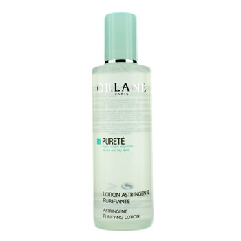 Orlane Astringent Purifying Lotion - For Mixed & Oily Skins (Unboxed) 250ml/8.3oz