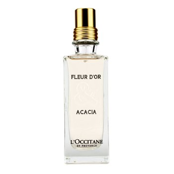L'OccitaneFleur D'Or & Acacia Eau De Toilette Spray 75ml/2.5oz