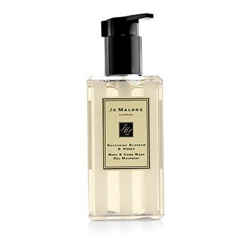 Jo Malone Nectarine Blossom & Honey Body & Hand Wash (With Pump) 250ml/8.5oz