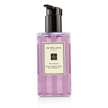 Jo Malone Red Roses Body & Hand Wash (With Pump) 250ml/8.5oz