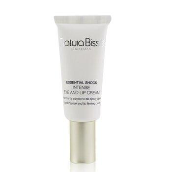 Natura Bisse Essential Shock Intense Eye & Lip Cream SPF 15  15ml/0.15oz