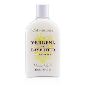Crabtree & Evelyn Verbena and Lavender Acondicionador Hidratante Diario  250ml/8.5oz