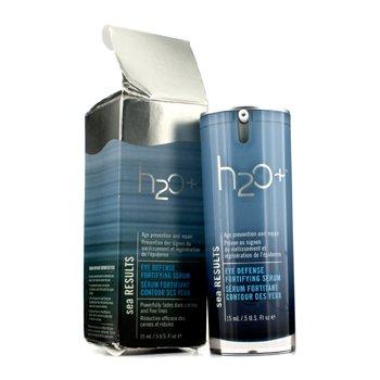 H2O+Sea Results Eye Defense Fortifying Serum (Anti-Aging; Box Slightly Damaged 15ml/0.5oz