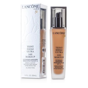 Lancome Teint Idole Base Ultra Confort & Uso de 24H SPF 15 - # 430 Bisque C (Versi�n US)  30ml/1oz