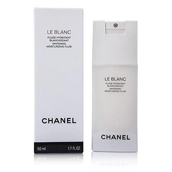 ChanelLe Blanc Whitening Fluido Hidratante Blanqueador 50ml/1.7oz