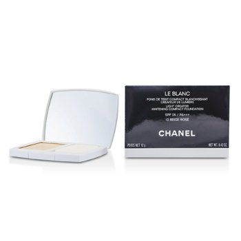 ChanelLe Blanc Light Creator Whitening Compact Foundation SPF 2512g/0.42oz