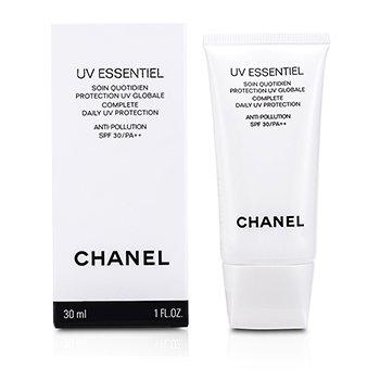 ChanelUV Essentiel Complete Protecci�n UV Diaria Anti Poluci�n SPF30/PA++ 30ml/1oz