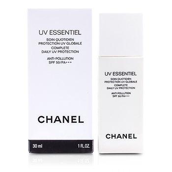 ChanelUV Essentiel Protecci�n UV Completa Diaria Anti Poluci�n SPF50 / PA+++ 30ml/1oz