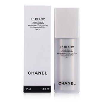 ChanelLe Blanc Concentrado Iluminador Continuo TXC 50ml/1.7oz