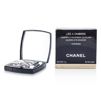 Chanel Les 4 Ombres Eye Makeup - No. 19 Enigma  4x0.3g/0.01oz