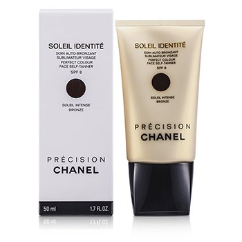 ChanelPrecision Soleil Identite Perfect Colour Autobronceador Facial SPF 8 - Intense (Bronza) 50ml/1.7oz