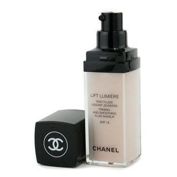Chanel Lift Lumiere Firming & Smoothing Fluid Makeup SPF15 - No. 20 Clair  30ml/1oz