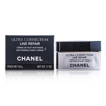 ChanelPrecision Ultra Correction Crema de Noche Anti Arrugas Reparaci�n de L�neas 50ml/1.7oz