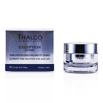 ThalgoException Ultime Ultimate Time Solution Crema de Ojos & Labios 15ml/0.51oz