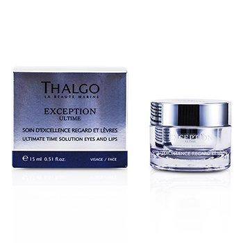 ThalgoException Ultime Ultimate Time Solution Crema de Ojos & Labios 15ml/0.51oz