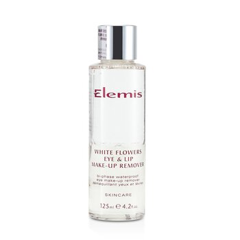 ElemisWhite Flowers Eye & Lip Make-Up Remover 125ml/4.2oz