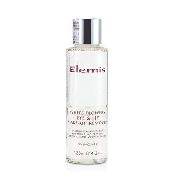 Elemis White Flowers Eye & Lip Make-Up Remover  125ml/4.2oz