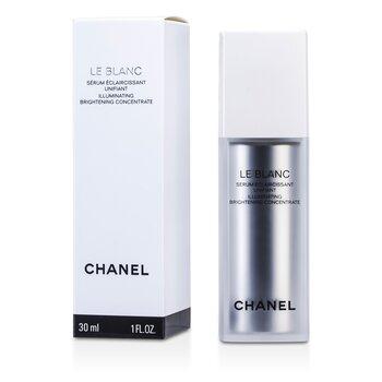 ChanelLe Blanc Concentrado Iluminante Aclarante 30ml/1oz
