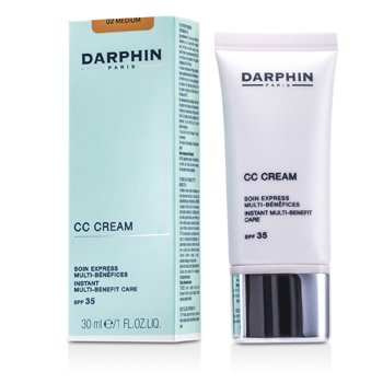 Darphin CC Cream SPF 35 – #02 Medium 30ml/1oz