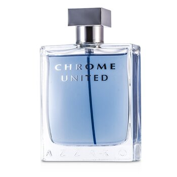 AzzaroChrome United Eau De Toilette Spray 100ml/3.4oz