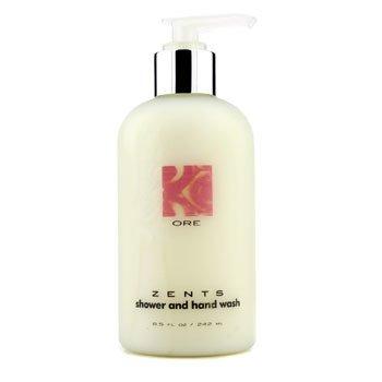 Zents Ore Shower & Hand Wash 242ml/8.5oz