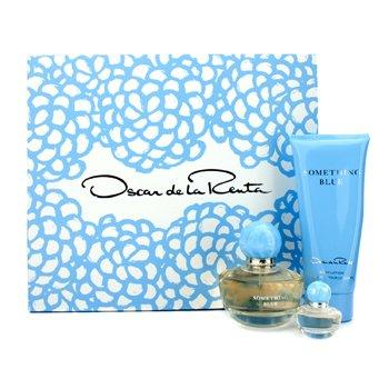 Oscar De La Renta Something Blue �����: ��������������� ���� ����� 50��/1.7��� + ������ ��� ���� 100��/3.4��� + ��������������� ����