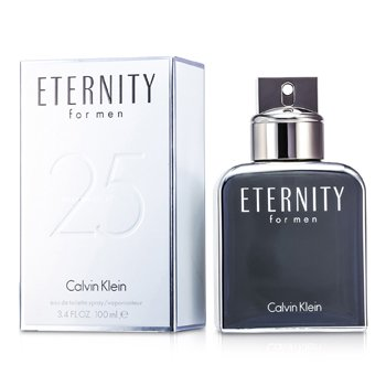 Calvin KleinEternity Eau De Toilette Spray (25th Anniversary Edition) 100ml/3.4oz