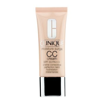 CliniqueMoisture Surge Crema CC SPF30 - Natural Fair (Sin Caja) 40ml/1.3oz