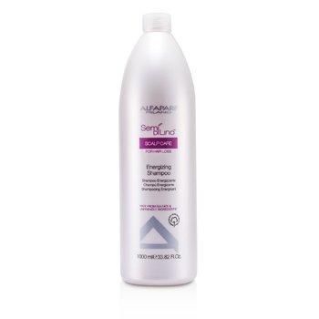 AlfaParfSemi Di Lino Scalp Care Energizing Shampoo (For Hair Loss) 1000ml/33.82oz