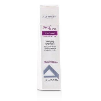 AlfaParfSemi Di Lino Scalp Care Purifying Shampoo (For Dandruff Hair) 250ml/8.45oz