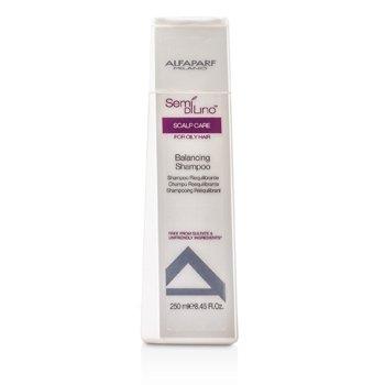AlfaParf Semi Di Lino Scalp Care Balancing Shampoo (For Oily Hair)  250ml/8.45oz