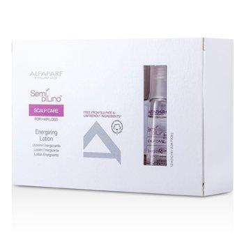 AlfaParf Semi Di Lino Scalp Care Loci�n Energizante (Para P�rdida de Cabello)  12x10ml/0.34oz