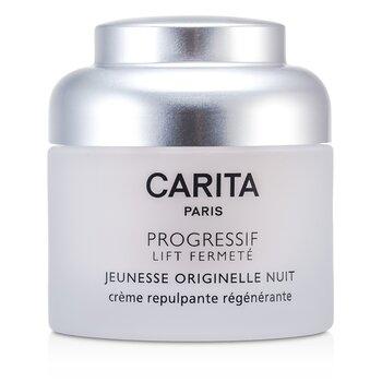 CaritaProgressif Lift Fermete Genesis Of Youth Night Regenation Re-plumping Cream 50ml/1.75oz