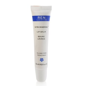 Ren Vita Mineral Lip Balm (All Skin Types)  15ml/0.5oz