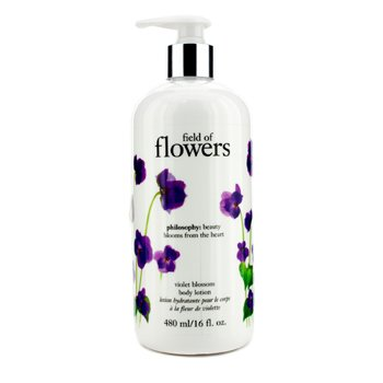 PhilosophyField Of Flowers Violet Blossom Loci�n Corporal 480ml/16oz