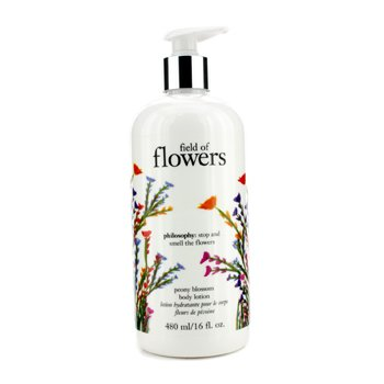 PhilosophyField Of Flowers Peony Blossom Body Lotion 480ml/16oz