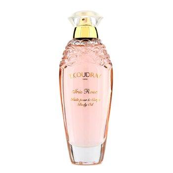 E Coudray Iris Rose Body Oil Spray (New Packaging)  100ml/3.3oz