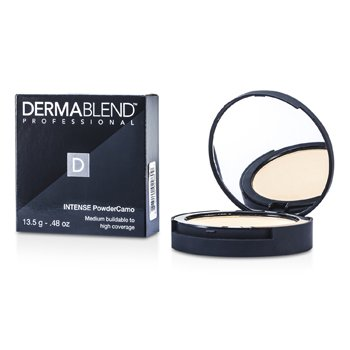 Intense Powder Camo Compact Foundation (Medium Buildable to High Coverage) - # Nude