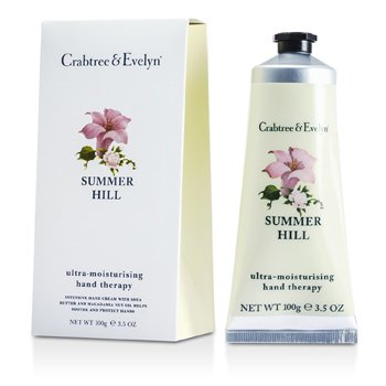 Crabtree & EvelynSummer Hill Ultra-Moisturising Hand Therapy 100g/3.5oz