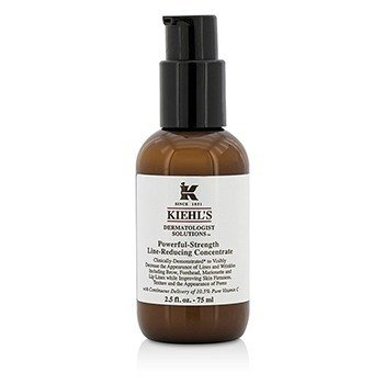 Kiehl'sPowerful Strength Line Reducing Concentrate (Tanpa Box) 75ml/2.5oz