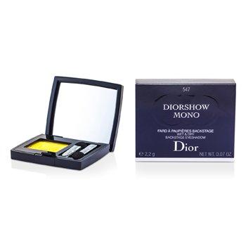 Christian Dior Diorshow Mono Wet & Dry Backstage Eyeshadow – # 547 Yellow 2.2g/0.07oz