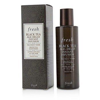 Fresh Black Tea Infusi�n Instant�nea Retrasadora de Edad  120ml/4oz