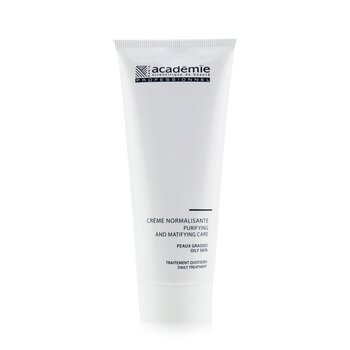 AcademieHypo-Sensible Purifying & Matifying Cream (For Oily Skin) (Salon Size) 100ml/3.4oz