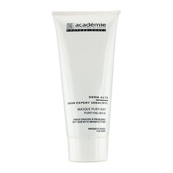 Derm Acte - CleanserDerm Acte Purifying Mask (Salon Size) 200ml/6.7oz
