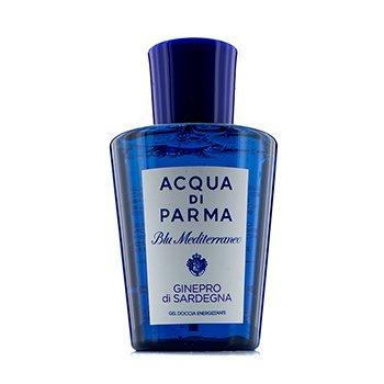 Acqua Di ParmaBlu Mediterraneo Ginepro Di Sardegna Gel de Ducha Energizante 200ml/6.7oz